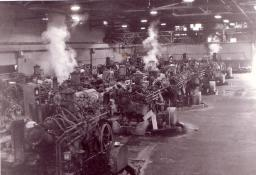 G3 Grinder Room Powell River Mill 1971
